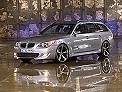 BMW 5-series Touring/Sports Wagon by AC Schnitzer - left-front view
