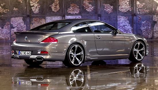 BMW 6-series Copue by AC Schnitzer - right-rear view