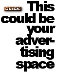 This could be your advertising space.