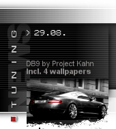 Aston Martin DB9 by Project Kahn