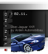 Arden AJ20 on the basis of the Jaguar XKR