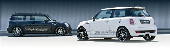 New Minis Refined by Hamann