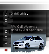 VW Golf Variant by Abt Sportsline