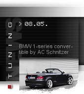 BMW 1-series convertible by AC Schnitzer