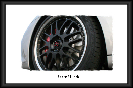Wheels from Cargraphic for the Porsche Panamera - click here