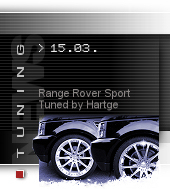 Range Rover Sport by Hartge